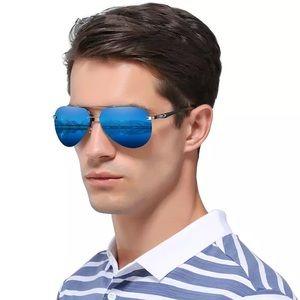 Other - KINGSEVEN Vintage Aviator Polarized Sunglasses